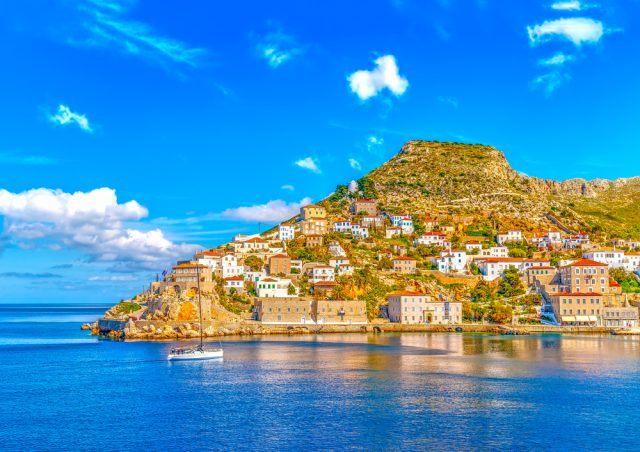 Saroniske Øer